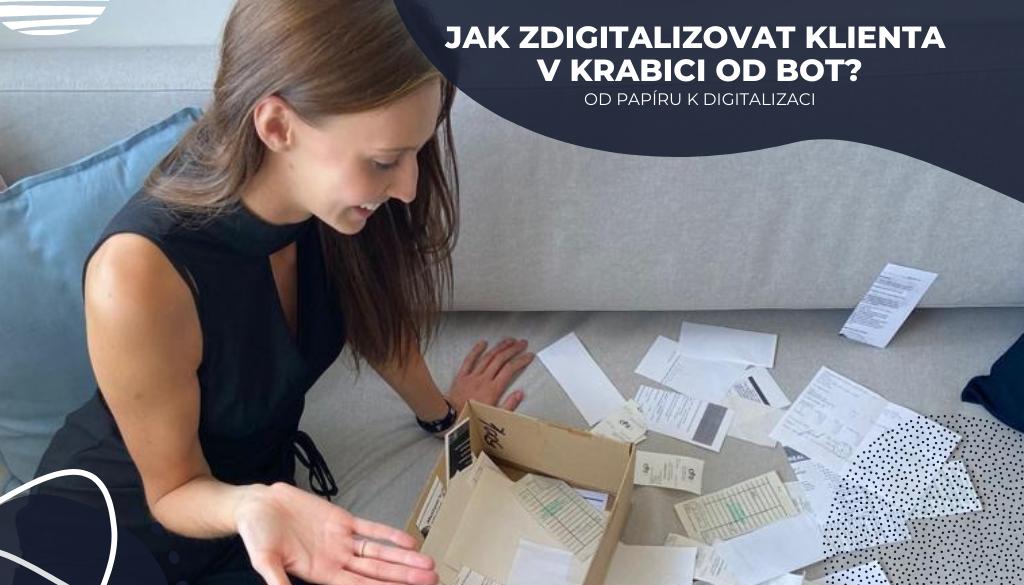 Jak na digitalizaci účetnictví